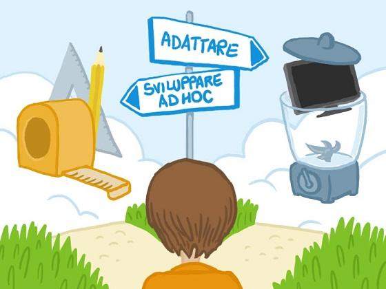 Adattare il proprio sito per il mobile o crearne uno ad hoc?