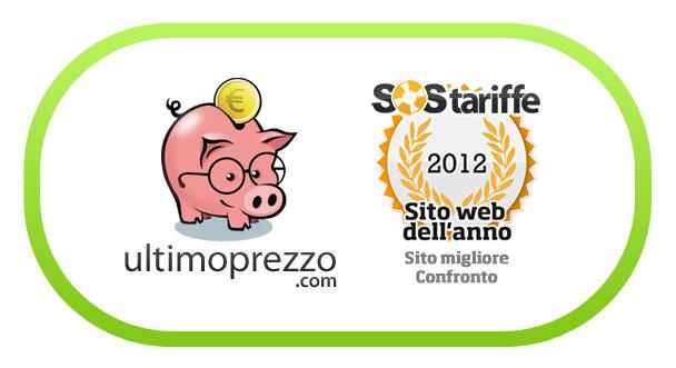 Offrire un rapido accesso a SosTariffe.it è un'occasione per Ultimoprezzo.com per essere ancora più utile per i suoi sempre più numerosi visitatori