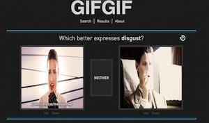 Quale tra queste due GIF esprime meglio una certa emozione?