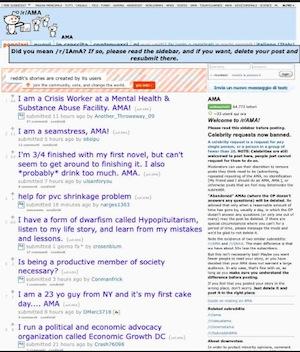 reddit-ama