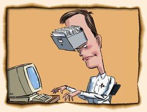 Il content curator è quasi un detective che mette insieme i pezzi per comporre un puzzle (fonte immagine: http://goo.gl/B7RMee)