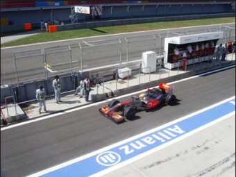 Drive Through F1
