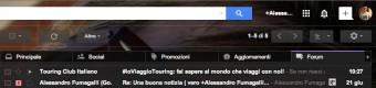 Email predefinita Google