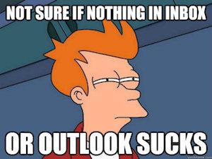 inbox con outlook
