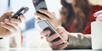 Oltre il 60% del traffico internet oggi viene da mobile (fonte immagine: http://goo.gl/O2qcuK)