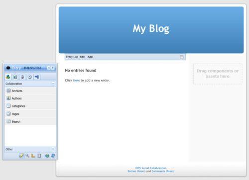 blog-vuoto