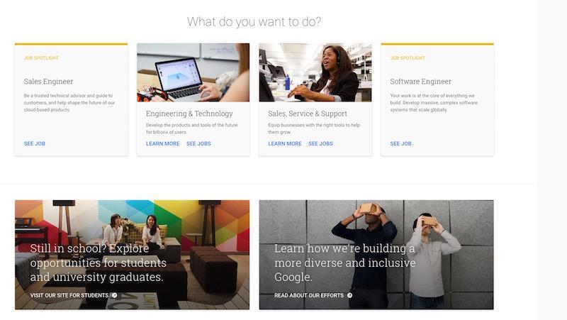 google-lavoro