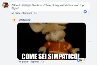 commento Facebook Unieuro